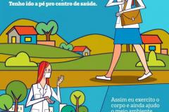 Você algum dia imaginou ver uma cidade grande e super movimentada como São Paulo, por exemplo, tendo simplesmente que suspender suas atividades e a circulação de pessoas?
