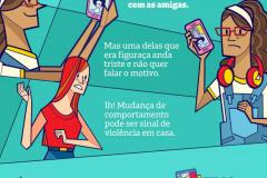 Você sabia que a cada 15 minutos um menor de idade sofre algum tipo de violência sexual no Brasil?