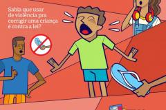 Telas Abertas: você é daquelas pessoas que acham que criança só aprende a se comportar depois de levar umas boas palmadas?