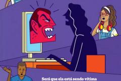 Sabia que ofensas verbais também são uma forma de abuso?
