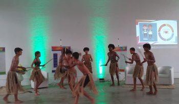 Em Camaçari, capoeira e maculelê resgatam o orgulho de ser negro