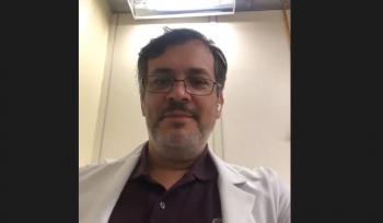 """""""O isolamento não é momento de inércia"""", diz infectologista do Hospital de Clínicas de São Paulo"""