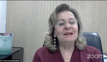 """""""A pandemia escancara a necessidade de Estado e municípios trabalharem juntos"""", afirma Maria Cecília Amêndola da Motta, Secretária de Educação do MS"""