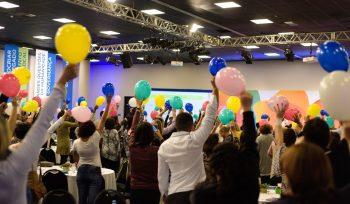 Motivação, cores e movimento: o segundo dia da Oficina de Mobilização 2019