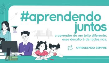 #AprendendoJuntos: Instituto Votorantim e outras entidades lançam campanha para combater evasão escolar