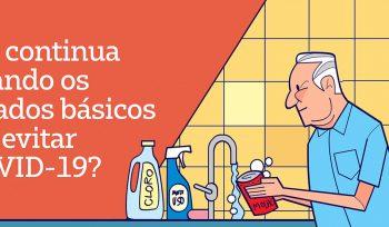 Telas Abertas: não se esqueça dos hábitos de higiene para prevenir a contaminação pela COVID-19!