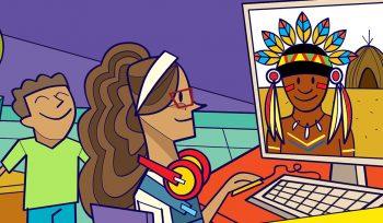Telas Abertas: e se quisessem expulsar você da sua casa? Isso é o que continua acontecendo com os povos indígenas no Brasil