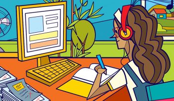 Telas Abertas: você acha que ouvir música pode ajudar nos estudos?