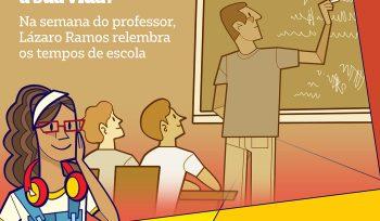 Telas Abertas: você já parou pra pensar que não haveria médicos, advogados ou engenheiros se não fossem os professores?