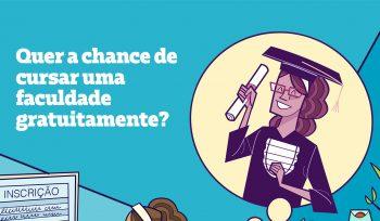 Telas Abertas: quer a chance de cursar uma faculdade gratuitamente? Saiba como!