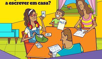 """Telas Abertas: Que tal brincar de """"Bingo das Letras""""?"""