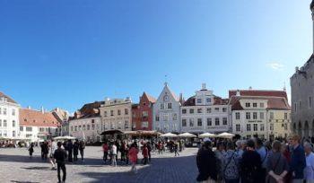 #PVEaBordo: visita a Tallinn, capital da Estônia, uma impressionante cidade medieval