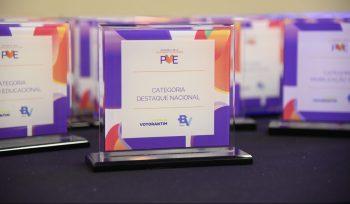 Conheça os vencedores do Prêmio PVE 2019