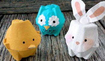 Aprenda a fazer brinquedos com materiais reciclados!