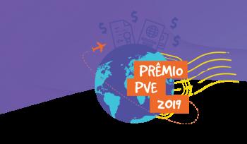 Vencedores do Prêmio PVE 2019 receberão cartão-presente para viajar para qualquer destino