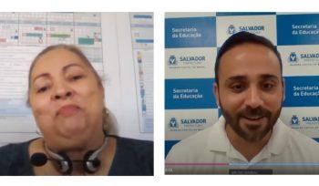 Três Marias (MG) e Salvador (BA): cidades muito diferentes, mas igualmente empenhadas em garantir a Educação na rede pública